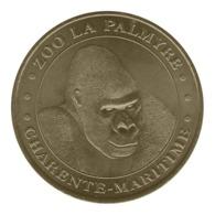Monnaie De Paris , 2019 , Les Mathes , Zoo La Palmyre , Le Gorille - Monnaie De Paris
