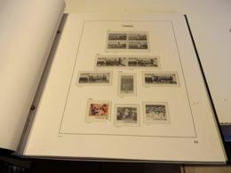 KANADA  1984  Bis  1991  DAVO -  FALZLOS - VORDRUCKSEITEN  Im  BINDER Mit Wenigen MARKEN - Sammlungen (im Alben)
