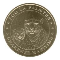 Monnaie De Paris , 2019 , Les Mathes , Zoo La Palmyre , Les Guépards - Monnaie De Paris