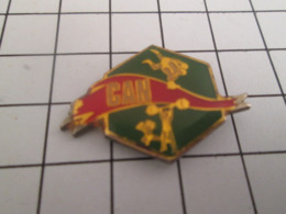 211a Pin's Pins / Beau Et Rare / THEME SPORTS / CAN HALTEROPHILIE LUTTE - Weightlifting