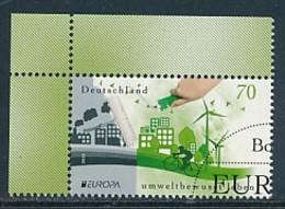 GERMANY Mi.NR.  3238 Europa - Umweltbewusst Leben -2016- Used - Europa-CEPT