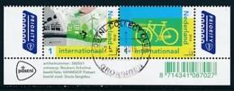 NIEDERLANDE Mi.NR 3457-3458 Europa - Umweltbewusst Leben -2016- Used - Europa-CEPT