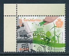 SAN MARINO Mi.NR. 2656 Europa - Umweltbewusst Leben -2016- Used - Europa-CEPT