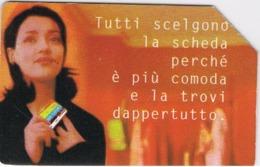 OFFERTISSIMA  AL  IL  I°  RICHIEDENTE:  27  USATE   £. 5.000  -  31.12.1998  TUTTI  SCELGONO  -  AMBRA - Italië