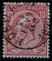 46  Obl   Hoeylaert  +8 - 1884-1891 Léopold II