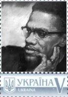 Ukraine 2016, USA History, Malcolm X, 1v - Ukraine