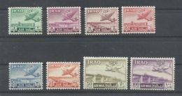 IRAK  YVERT  AEREO  1/8    MH  * - Irak
