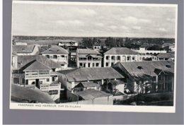 TANZANIA Dar- Es- Salaam Panorama And Harbour Old Photo Postcard - Tanzania