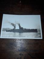 Cartolina Postale 1914, R. N. Giulio Cesare, Edizioni Cartoleria Pucci - La Spezia