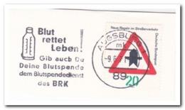 Duitsland 1971, Blood Saves Lives - Geneeskunde