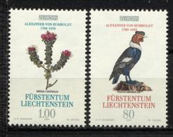 LIECHTENSTEIN 1994, EUROPA, Faune Et Flore, 2 Valeurs, Neufs / Mint. R1937 - Europa-CEPT