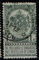 53  Obl  Relais  Heppen  + 8 - 1893-1907 Coat Of Arms