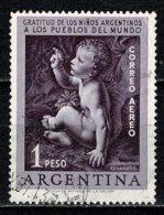Argentina 1956  Yv PA 42 Used / Obl. / Gebr. - Poste Aérienne