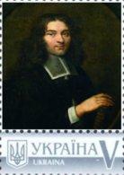 Ukraine 2017, World Philosophy, Pierre Bayle, 1v - Ukraine
