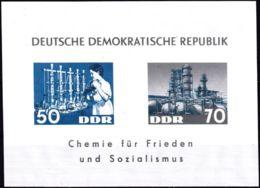 DDR 1963 Mi-Nr. Block 18 ** MNH - [6] Oost-Duitsland