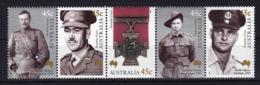 AUSTRALIE Australia 2000 Militaire Victoria Cross Yv 1844/1848 MNH ** - Ungebraucht