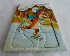 RARE PUZZLE SIX DE SAVOIE PIF N°12 1977 (2) - Puzzles