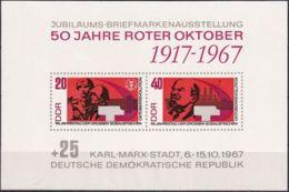 DDR 1967 Mi-Nr. Block 26 ** MNH - [6] Oost-Duitsland