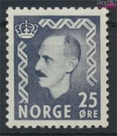 Norwegen 359 Postfrisch 1950 Freimarken: Posthorn (9349285 - Norwegen