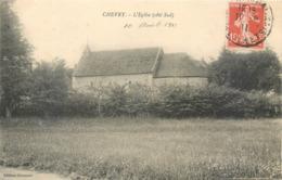 CPA 45 Loiret Chevry Sous Le Bignon L'Eglise (côté Sud) - Autres Communes