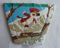 RARE PUZZLE SIX DE SAVOIE PIF N°1 1977 (1) - Puzzles