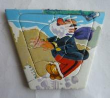 RARE PUZZLE SIX DE SAVOIE PIF N°5 1977 (1) - Puzzles