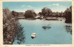 - AUXERRE -  Les îles Et Barrage De L'Arbre Sec  -20369- - Auxerre