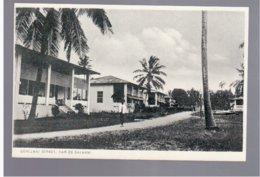 TANZANIA Dar- Es- Salaam Gerezani Street Old Photo Postcard - Tanzania