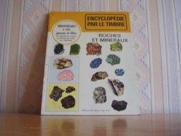 Album Chromos Images Vignettes Encyclopédie Timbres *** Roches Et Minéraux *** - Albums & Catalogues