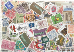 Latvia Stamps-150 Different Stamps - Latvia