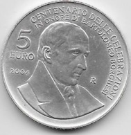 Saint Marin - 5 Euros 2004 - Saint-Marin