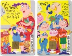 L11c) 2 Télécartes (50+120) France 1998 - 1998