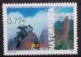 SPANIEN ESPAGNE SPAIN ESPAÑA 2004 LA CALDERA DE TABURIENTE (ISLA DE LA PALMA) USED ED 4124 YT 3703 MI 3998 SC 3325 - 2001-10 Used