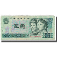 Billet, Chine, 2 Yüan, KM:885b, B - Chine