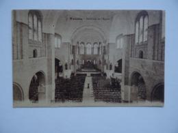 WARNETON Belgique Lot De 2 Cartes Intérieur De L'église & La Cathédrale De La Vallée De La LYS - Andere