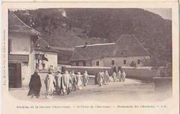 St Pierre De Chartreuse   1193        Promenade Des Chartreux - Autres Communes