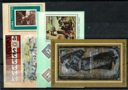 Cuba HB-66-67-68 Nuevas. Cat.9€ - Blocks & Sheetlets