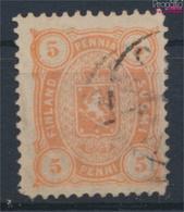 Finnland 13B Y Gestempelt 1875 Wappen (9347499 - 1856-1917 Russian Government