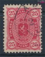 Finnland 17B Y B Gestempelt 1875 Wappen (9347412 - 1856-1917 Russian Government