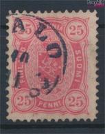 Finnland 17B Y B Gestempelt 1875 Wappen (9347498 - 1856-1917 Russian Government