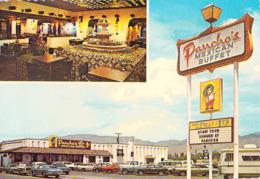 Amérique > Etats-Unis > NM - New Mexico  ALBUQUERQUE  PANCHO'S  (1) Restaurant Mexican Buffet (auto Voiture) *PRIX FIXE - Albuquerque