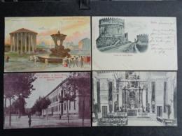 LOT 58 CARTES ANCIENNES DIFFERENTES D' ITALIE, VOIR PHOTOS - Cartes Postales