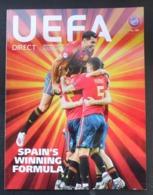 UEFA Direct 186 MAGAZINE - Books