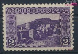 Österr.-Bosnien-Herzeg. 30C Gezähnt L 9 1/4 Gestempelt 1906 Ansichten (9356132 - Bosnië En Herzegovina