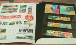 INDONESIA STAMP PACK YEAR COLLECTION 2018 - Briefmarken