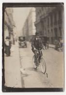 ° 75 ° PARIS °  M. BRANGER PHOTOGRAPHE DANS LES RUES DE PARIS ° VELO ° - Autres
