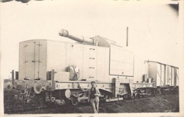 CARTE PHOTO MILITAIRE / CANON - Equipment