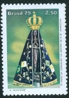 BRAZIL #1626  -  OUR LADY OF  APARECIDA   -  1979  MNH - Brazil