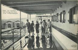 LE HAVRE - Le Lavage Du Pont D'un Transatlantique, ELD éditeur. - Le Havre