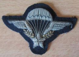 France - Ecusson Militaire En Tissu - Régiment De Parachutistes - Ecussons Tissu